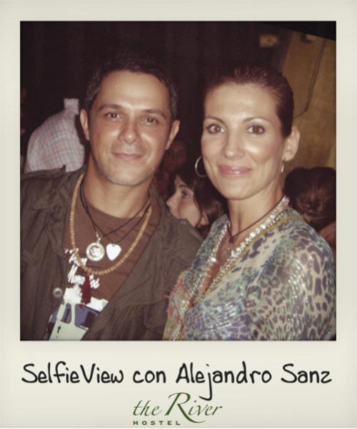 Selfieview Alejandro Sanz
