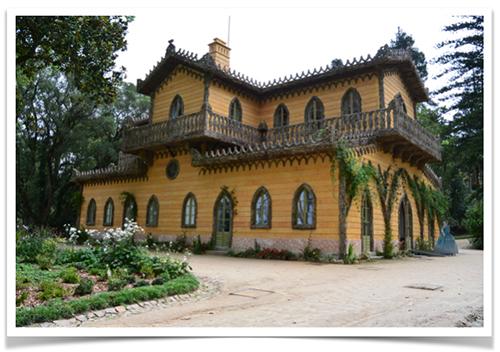 Chalet de la Condesa, Sintra
