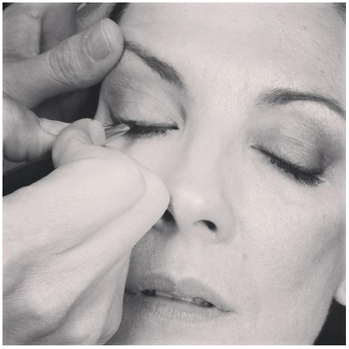 Maquillaje a los 50 por Remedios Cervantes