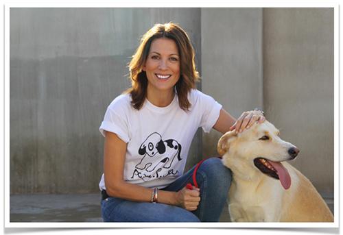 adopta un perro con Remedios Cervantes