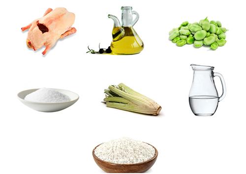 ingredientes-pato-con-arroz