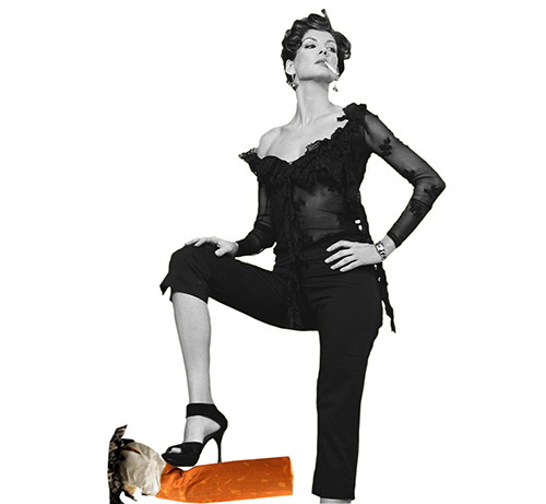 Remedios Cervantes fumadores 2.0