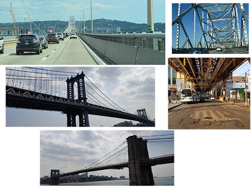Puentes de NYC