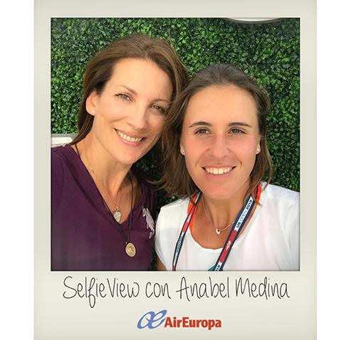 Selfieview con Anabel Medina